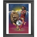 Kyle Beckerman Painting Framed Print
