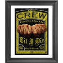 CTID Glory to Columbus Framed Print
