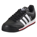 adidas Originals Orion Leather Leisure Shoe (Black/White/Black)