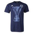 Sporting KC Winners Roster T-Shirt