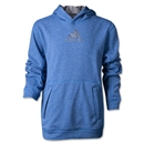 adidas Youth Ultimate Fleece Hoody (Blue)