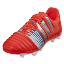 adidas Nitrocharge 4.0 FG Junior (Infrared/Metallic Silver/Running White)