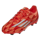 adidas Women's F10 TRX FG (Solar Red/Core White/Black)