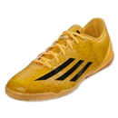 adidas F10 IN Messi (Neon Orange/Black)