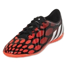 adidas Predito Instinct IN Junior (Black/Core White/Solar Red)