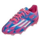 adidas F10 FG Junior (Neon Pink/Running White/Solar Blue)