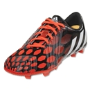 adidas Predator Instinct FG Junior (Black/Running White/Infrared)