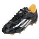 adidas F50 adizero FG J (Black/Running White/Neon Orange)