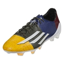 adidas F50 adizero FG Messi (Neon Orange/Running White/Earth Green)