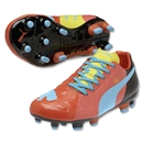 PUMA evoPower 3 Graphic FG Junior (Dubarry/Dandelion/Black)