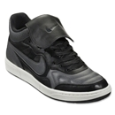 Nike NSW Tiempo '94 Mid Leisure Shoe (Black/Ivory/Hyper Punch/Dark Grey)