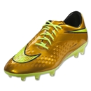 Nike Hypervenom Phatal FG (Metallic Gold Coin/Black/True Yellow)