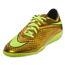 Nike Hypervenom Phelon IC (Metallic Gold Coin/Black/True Yellow)