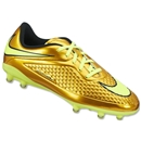 Nike Hypervenom Phelon FG Junior (Metallic Gold Coin/Black/True Yellow)