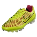 Nike Magista Opus AG (Volt/Metallic Gold)