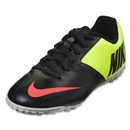 Nike FC247 Bomba II Junior (Black/Hyper Punch/Volt)