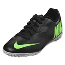 Nike FC247 Bomba II Junior (Black/Electric Green/Neutral Grey)