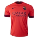 Barcelona 14/15 Away Soccer Jersey