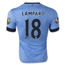 Manchester City 14/15 LAMPARD Home Soccer Jersey