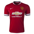 Manchester United 14/15 Home Soccer Jersey