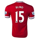 Manchester United 14/15 BLIND Home Soccer Jersey