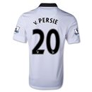 Manchester United 14/15 V. PERSIE Away Soccer Jersey