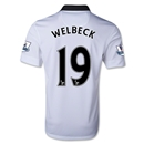 Manchester United 14/15 WELBECK Away Soccer Jersey