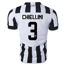 Juventus 14/15 CHIELLINI Home Soccer Jersey