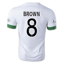 Celtic 14/15 BROWN Third Soccer Jersey