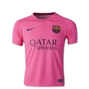 Barcelona 14/15 Youth Squad Training Top