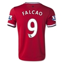 Manchester United 14/15 FALCAO Youth Home Soccer Jersey