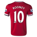 Manchester United 14/15 ROONEY Youth Home Soccer Jersey