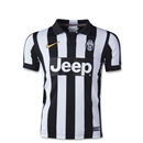 Juventus 14/15 Youth Home Soccer Jersey