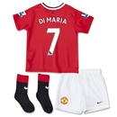 Manchester United 14/15 DI MARIA Infant Home Soccer Jersey