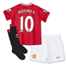Manchester United 14/15 ROONEY Kids Home Kit