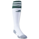 adidas Copa Zone Cushion II Irregular 3 Pack Sock (Wh/Dgr)