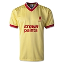 Liverpool 1986 Away Retro Soccer Jersey