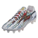Puma evoSpeed Skeleton Graphic 1.3 XR FG (White/Turbulence/Vibrant Yellow)