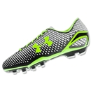 Under Armour Speed Force FG (White / Black / High Vis Yellow)