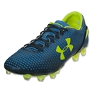 Under Armour Clutchfit Force FG (Electric Blue/Academy)