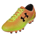 Under Armour Speed Force FG (Blaze Orange/High-Vis Yellow/Black)