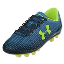 Under Armour Speed Force HG Junior (Electric Blue/Academy/High-Vis Yellow)