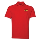 Spain Flag Soccer Polo (Red)