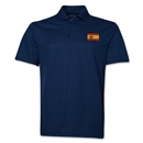 Spain Flag Soccer Polo (Navy)