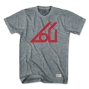 Objectivo Atlanta Apollo Soccer T-Shirt (Gray)