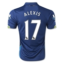 Arsenal 14/15 ALEXIS Cup Soccer Jersey