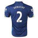 Arsenal 14/15 DEBUCHY Cup Soccer Jersey