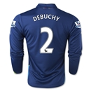 Arsenal 14/15 LS DEBUCHY Cup Soccer Jersey