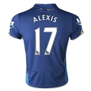 Arsenal 14/15 ALEXIS Youth Cup Soccer Jersey