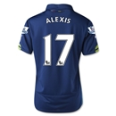 Arsenal 14/15 ALEXIS Women's Cup Soccer Jersey